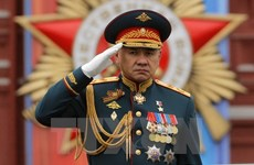 Ministro de Defensa de Rusia visitará Vietnam