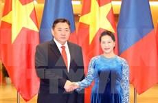 Vietnam, socio importante de Mongolia en el Sudeste Asiático