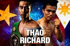 Boxeador vietnamita Tran Van Thao luchará contra rival filipino