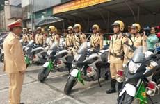 Hanoi intensifica control de orden social y seguridad durante Año Nuevo Lunar