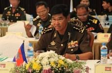 Vietnam y Camboya refuerzan cooperación en defensa