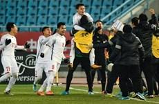 Selección sub-23 de Vietnam recibe valiosos regalos por su histórico triunfo
