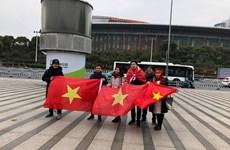 Cancillería de Vietnam insta a China a crear condiciones para fanáticos futbolísticos vietnamitas
