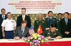 Vietnam y Estados Unidos siguen cooperando para descontaminación de dioxinas