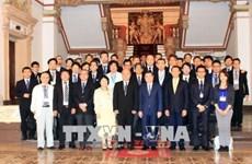 Empresas japonesas exploran posibilidad de inversión en Ciudad Ho Chi Minh