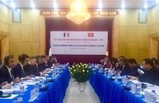 Vietnam y Francia mantienen diálogo económico de alto nivel