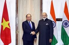 Vietnam e India fortalecen asociación estratégica integral bilateral