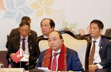Premier vietnamita: Comercio e inversión deben ser impulso de asociación estratégica ASEAN-India