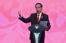 Presidente de Indonesia realiza visita a Pakistán