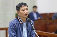Tribunal interrumpe juicio contra Trinh Xuan Thanh para investigar nuevas declaraciones