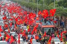 Campeonato Asiático de fútbol sub-23: Prensa japonesa destaca espíritu solidario de jugadores vietnamitas