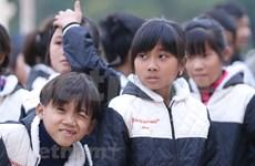 Organización sudcoreana brinda Tet a menores pobres vietnamitas