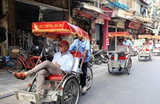 Vietnam recibe a más de un millón 430 mil turistas extranjeros en enero