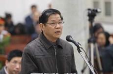Exvicepresidente de PVC pide reducir sanciones