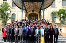 Vicepremier vietnamita destaca contribuciones de la prensa en 2017