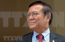 Tribunal camboyano rechaza fianza a exlíder opositor