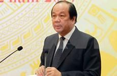 Buscan fortalecer cooperación entre oficinas gubernamentales de Vietnam y Laos