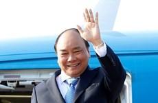 Premier de Vietnam concluye viaje a Laos para reunión del comité intergubernamental