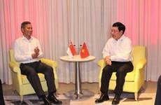 Singapur ayudará a Vietnam en gestión digital y cambio de industrias