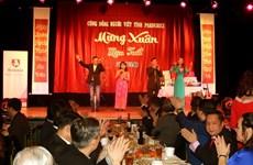 Tet, ocasión de encuentro para vietnamitas en ultramar