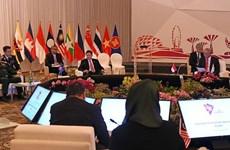 ASEAN y China ejecutarán ejercicios conjuntos en el mar