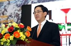 Ministro de Defensa de Vietnam recibe al embajador chino