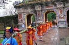 Rito milenario en ciudadela imperial de Hue marca comienzo del Tet