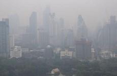 Bangkok en alerta por contaminación del aire