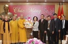Budismo acompaña junto con pueblo vietnamita