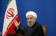 Dirigentes vietnamitas felicitan a Irán por Día Nacional