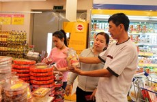 Productos nacionales ganan confianza de consumidores vietnamitas
