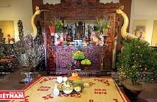 Tributo a ancestros, hermosa tradición vietnamita