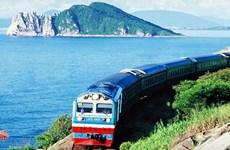 Viajes a lo largo de Vietnam en ruedas de tren