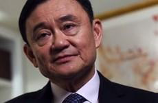 Expremier de Tailandia Thaksin llama a fortalecer unidad del Partido Pheu Thai
