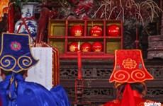 Phu Tho acogerá festival tradicional de pelota Phet