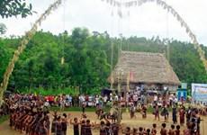 Centenares de artistas participan en Festival primaveral de etnias en provincia vietnamita