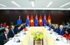 Vietnam y Australia buscan fortalecer relaciones multisectoriales