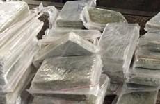 Vietnam desmantela banda transfronteriza de narcotraficantes