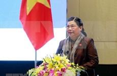 Vicepresidenta parlamentaria destaca logros del Hospital Central de Maternidad