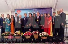 Celebran 20 aniversario de la fundación de Asociación de Medicina y Famarcia de Vietnam en Rusia