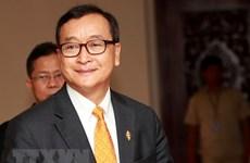 Tribunal de Cambodia confisca bienes del expresidente del partido opositor CNRP