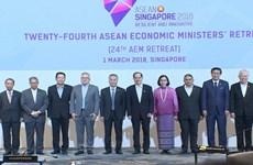 Ministros de Economía de ASEAN analizaron medidas para fomentar integración regional