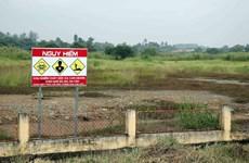 Solución microbiológica de Sudcorea muestra efectividad en descontaminación de dioxina en Vietnam