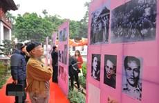 Día de la Poseía de Vietnam 2018 honra contribución de literatos al desarrollo nacional