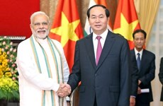 Aprecian el desarrollo de lazos multifacéticos Vietnam-India