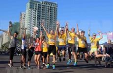 Provincias de Vietnam responden al Día de Carrera Olímpica por salud pública 2018