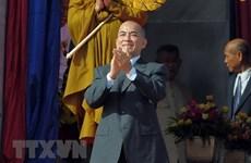 Camboya promulga ley contra insultos al rey