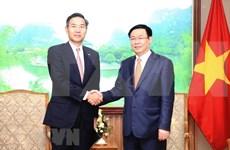 Vietnam facilita actividad del banco japonés SMBC