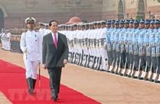 Con visitas del presidente, Vietnam profundiza lazos con India y Bangladesh