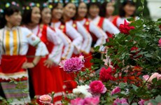 Rosas marcan aniversario de nexos Vietnam-Bulgaria